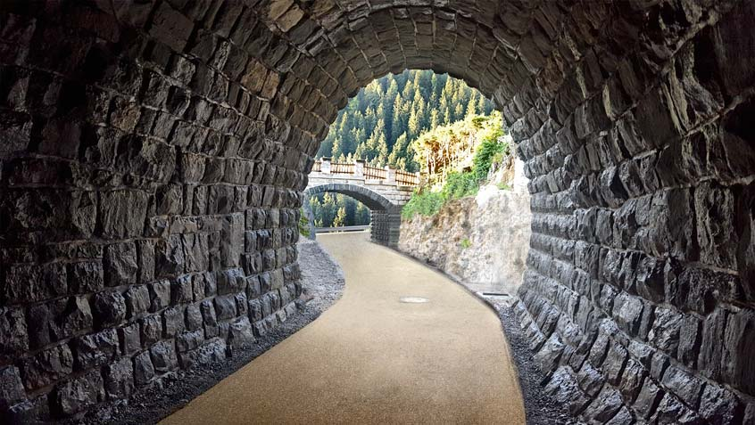 Attraversamento pedonale – S.Cristina – Bolzano