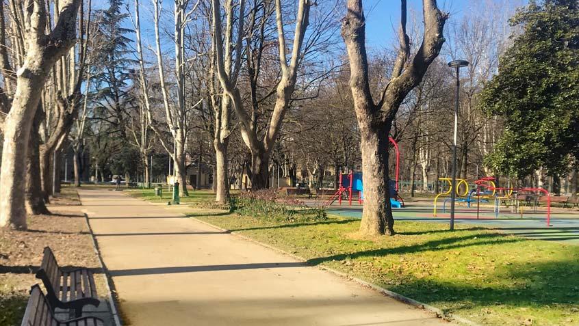 Parco dei Bambini - Novara