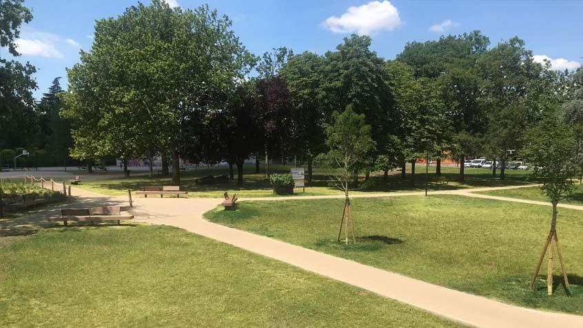 Park of the Resistance - San Lazzaro di Savena - Bologna