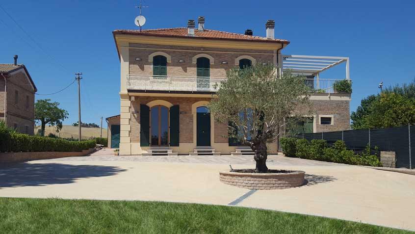 Villa privata – Jesi – Ancona